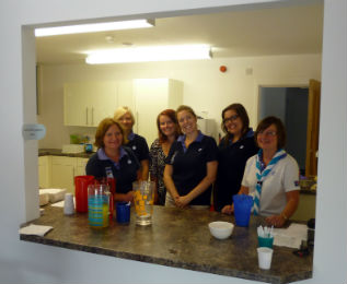 Refreshments Team